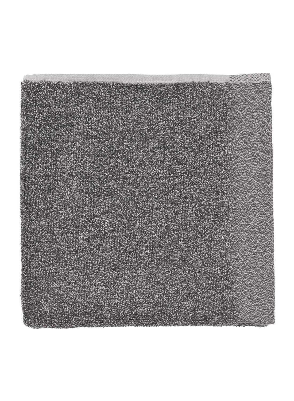 HEMA Handdoeken - Met Bamboe Donkergrijs (donkergrijs)