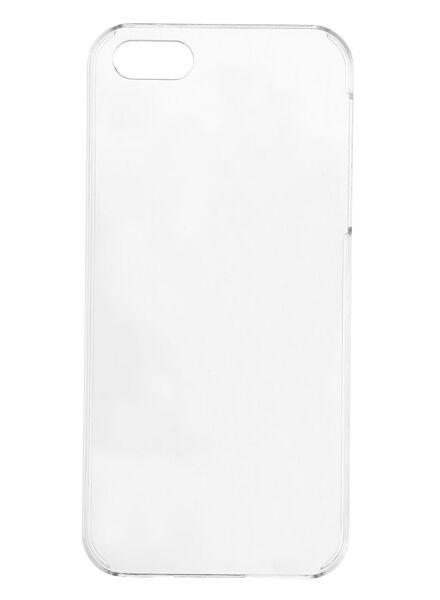 hardcase iPhone 5/ 5S/ SE - 39600057 - HEMA