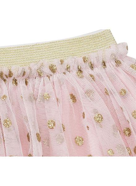 baby tule rok roze roze - 1000004033 - HEMA