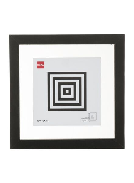 fotolijst magnetisch 15 x 15 cm - 13680046 - HEMA
