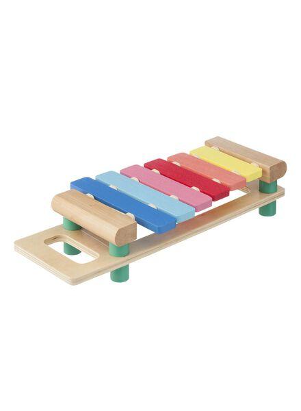 houten xylofoon - 15140213 - HEMA