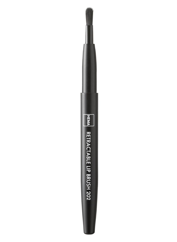 HEMA Retractable Lip Brush 202