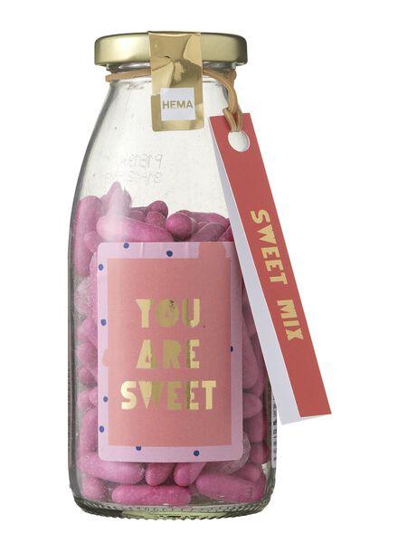 fles met snoep - 60900198 - HEMA