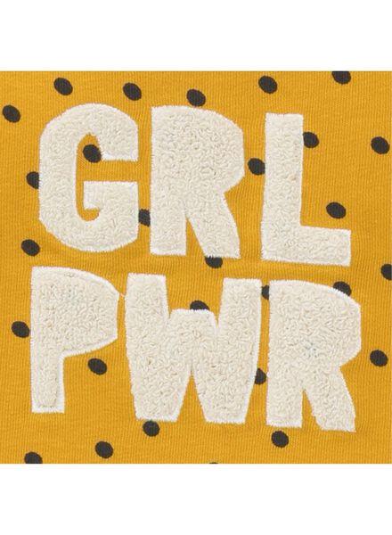 kindersweater geel geel - 1000011033 - HEMA