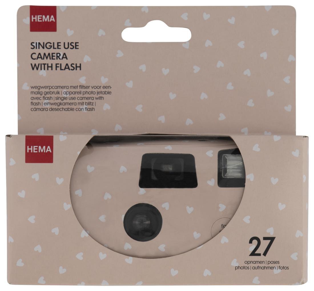 HEMA Wegwerpcamera ISO 400 27 Foto's Hart
