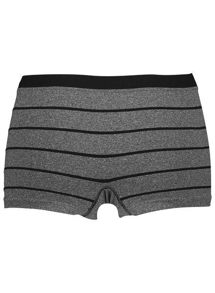 damesboxer naadloos grijsmelange grijsmelange - 1000015289 - HEMA