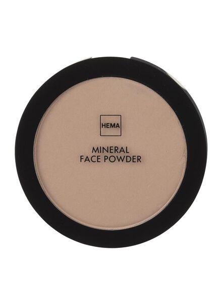 mineral face powder cold - 11294303 - HEMA