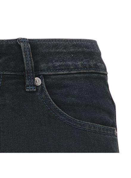 dames skinny denim donkerblauw donkerblauw - 1000011818 - HEMA