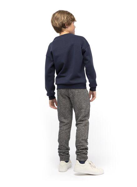 kinder sweatbroek zwart zwart - 1000015015 - HEMA