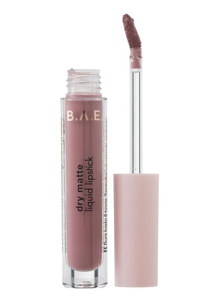 B.A.E. matte vloeibare lippenstift 05 for you - 17710045 - HEMA