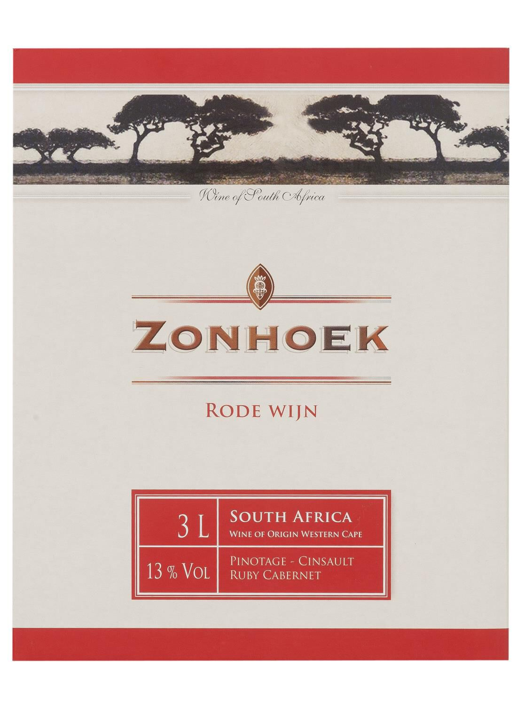 Zonhoek Zonhoek Bag-in-box Zuid-afrika Rood - 3L hema.nl