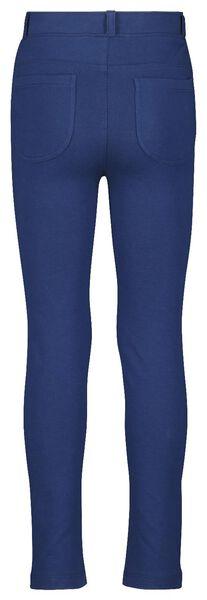 kinderbroek donkerblauw donkerblauw - 1000018060 - HEMA
