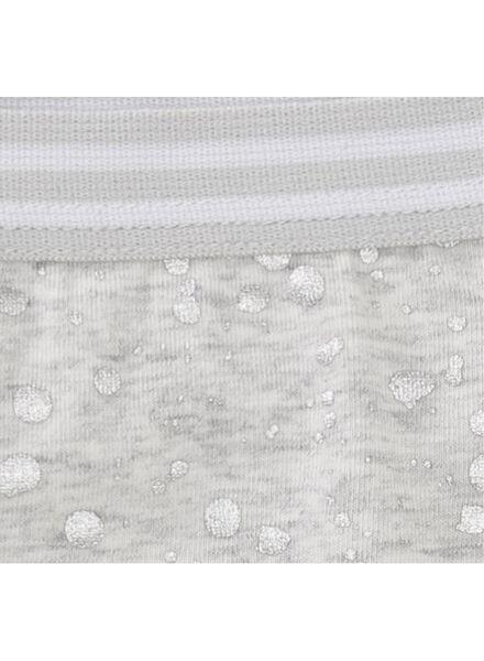 tienerboxer grijsmelange grijsmelange - 1000002592 - HEMA