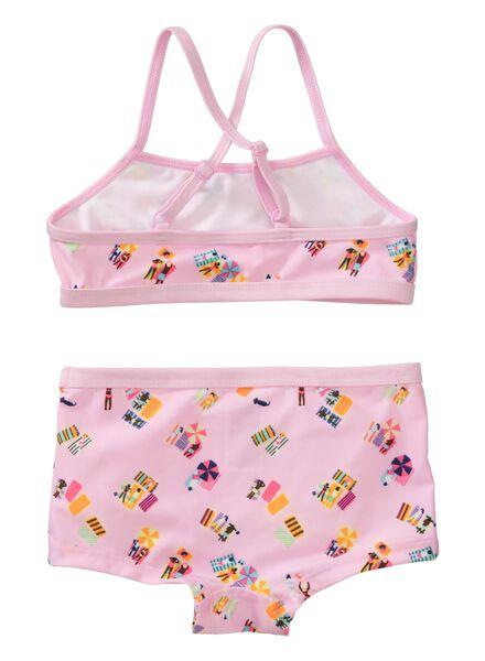 kinder bikini roze roze - 1000002626 - HEMA