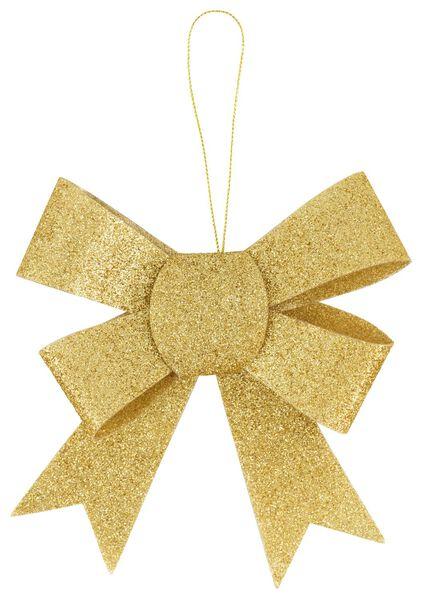 kersthanger strik goud - 25103194 - HEMA