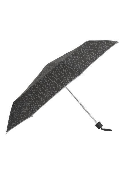 opvouwbare paraplu reflecterend - 16870070 - HEMA