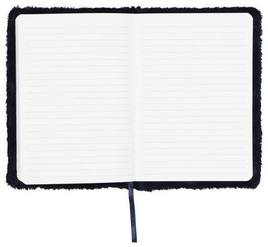 notitieboek A5 fluffy - gelinieerd - 14126668 - HEMA