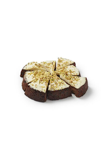 carrotcake xl 8 p. gesneden - 6340023 - HEMA