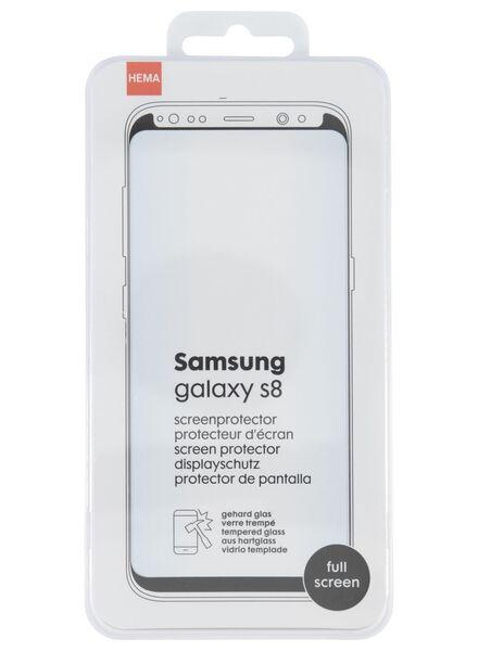 screenprotector Samsung Galaxy S8 - 39630139 - HEMA