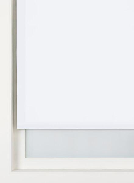 rolgordijn uni lichtdoorlatend - 7410333 - HEMA