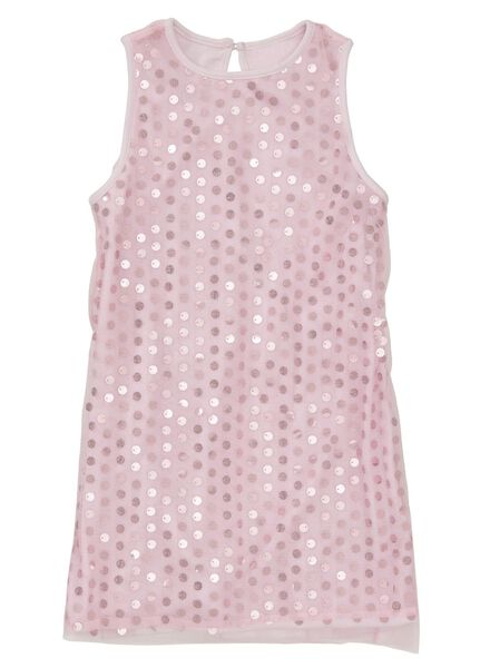 kinderjurk roze roze - 1000011023 - HEMA