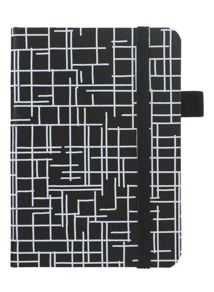 notitieboek A6 gelinieerd - 14161242 - HEMA