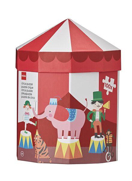 circus puzzel - 15122269 - HEMA