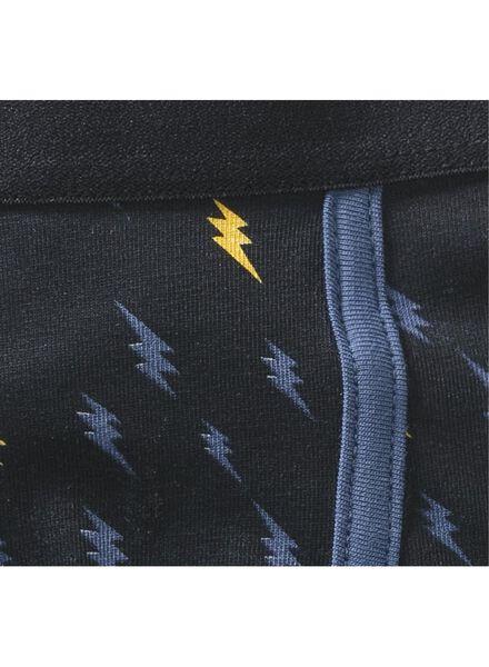kinderboxer donkerblauw donkerblauw - 1000009246 - HEMA