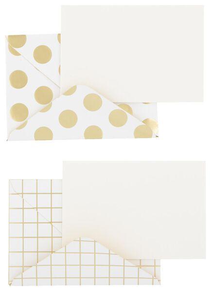 enveloppen - 7x10 - 6 stuks - 14700336 - HEMA