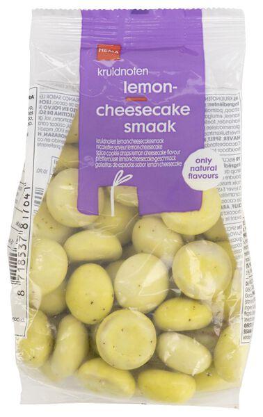 kruidnoten lemon-cheesecakesmaak - 200 gram - 10904074 - HEMA