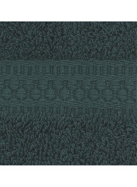 washand - zware kwaliteit - donkergroen - 5220016 - HEMA