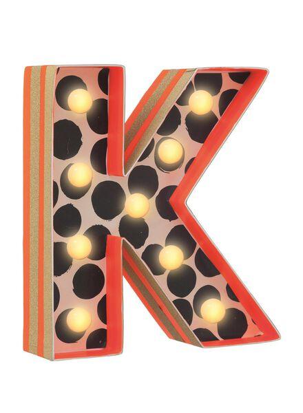knutsel circusverlichting K - 60100313 - HEMA