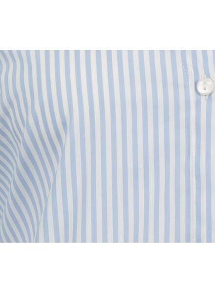 damesblouse lichtblauw lichtblauw - 1000014862 - HEMA