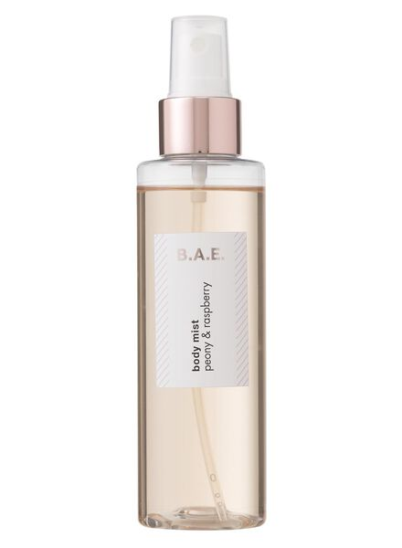 B.A.E. body mist peony and raspberry 150ml - 17730021 - HEMA