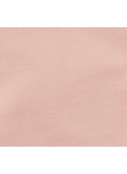 baby t-shirt roze roze - 1000008673 - HEMA