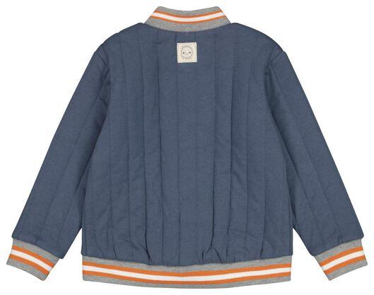 babyvest blauw 86 - 33103245 - HEMA