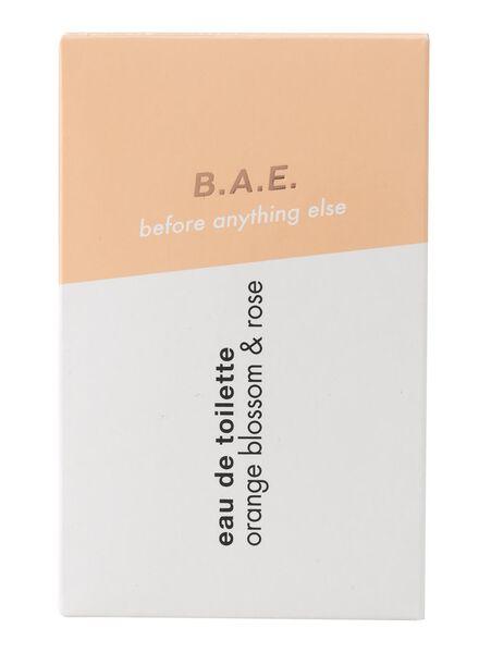 B.A.E. eau de toilette orange blossom and rose 50ml - 17730005 - HEMA