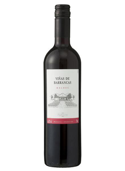 viñas de barrancas malbec - rood - 17360428 - HEMA