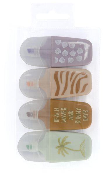 Mini markers - 4 stuks - in Kantoorspullen