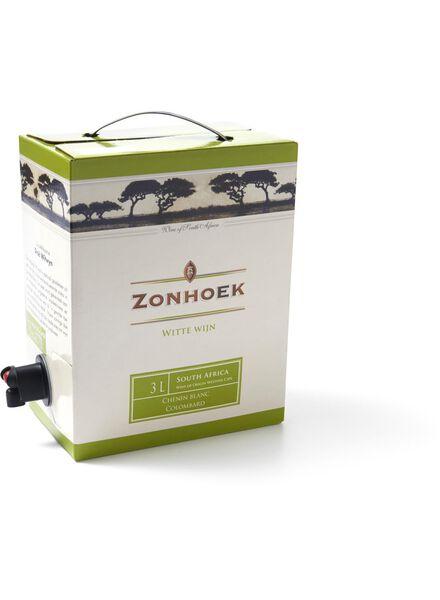 zonhoek bag-in-box zuid-afrika wit - 3 L - 17372320 - HEMA