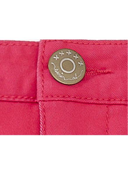 kinder skinny jeans roze roze - 1000006103 - HEMA