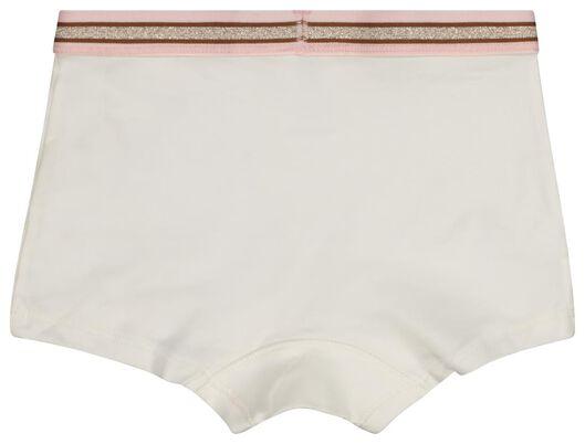 3-pak kinderboxers katoen stretch roze 86/92 - 19347211 - HEMA