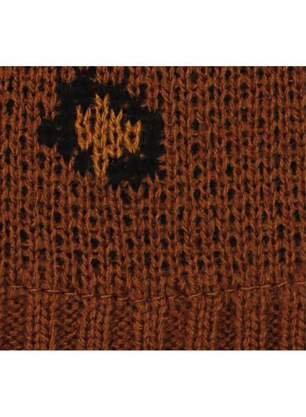 babymuts bruin bruin - 1000014447 - HEMA