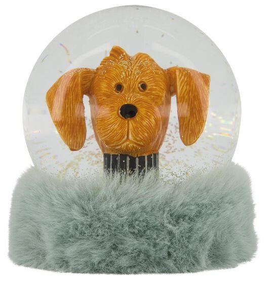 Sneeuwbol Ø10 hond