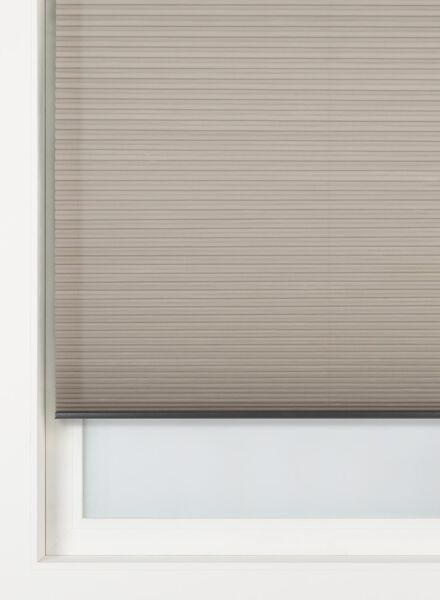 plissé dubbel lichtdoorlatend / witte achterzijde 32 mm - 7430058 - HEMA