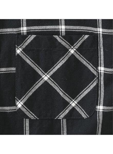 kinderjurk zwart zwart - 1000006003 - HEMA