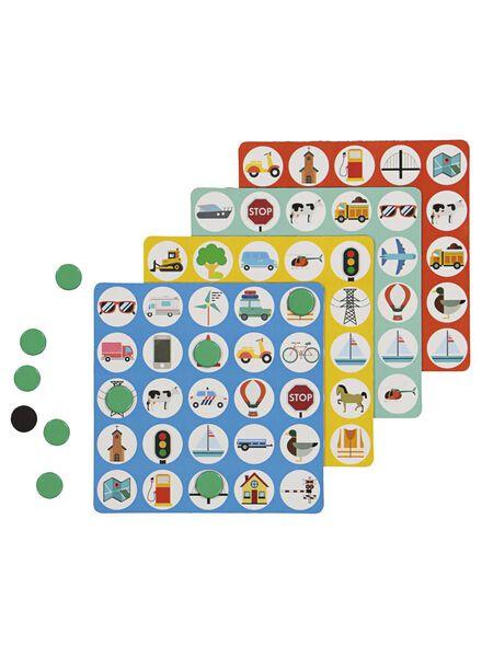 bingo reisspel - 15190225 - HEMA