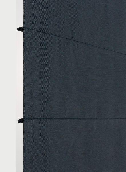 vouwgordijn fréjus blauw fréjus - 7406802 - HEMA
