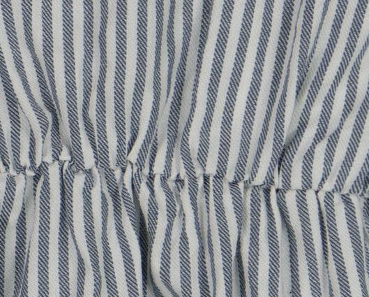 baby jurk denim 74 - 33081418 - HEMA