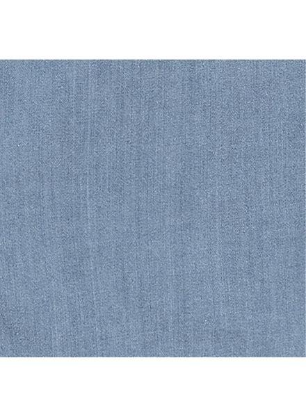 damesblouse middenblauw middenblauw - 1000011566 - HEMA
